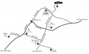 Karte von Bischoffingen 4